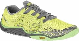 Merrell Damen Trail Glove 5 Hallenschuhe, Mehrfarbig (Sunny Lime), 39 EU - 1