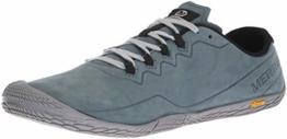 Merrell Herren Vapor Glove 3 Luna Leather Sneaker, Grau (Slate), 43 EU - 1