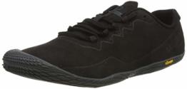 Merrell Herren Vapor Glove 3 Luna Leather Sneaker, Schwarz (Black Black), 43 EU - 1
