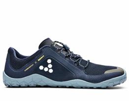 VIVOBAREFOOT Primus Trail FG Mesh Shoes Damen finisterre Mood/Indigo Navy Schuhgröße EU 37 2019 Laufsport Schuhe - 1